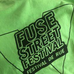 Volunteer at FUSE Street Festival